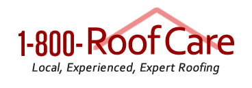 Logo for 1-800-Roof Care